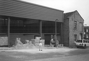 New premises and expanion in the 1980s