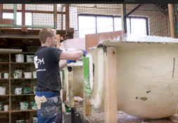 Glass Reinforced Plastic Manufacturer | MPM - GRP Composite