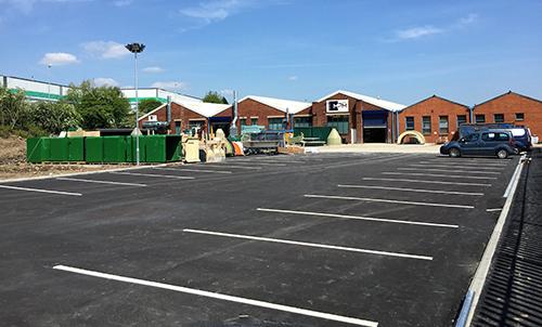 Car park Completion delivers for MPM